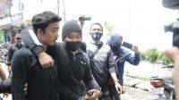 7 Pemuda Mabuk Diamankan Polisi saat Demo Mahasiswa di DPRD Kalsel