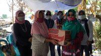 GOW Kota Bantu Korban Kebakaran Pulau Bromo