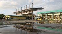 Renovasi Stadion 17 Mei Memasuki Tahap Kedua Pengerjaan