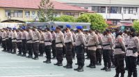 1.438 Personel Polri Siap Amankan Pilkada Kalsel