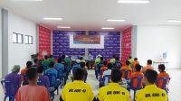 Lapas Banjarbaru Sosialisasi Permenkumham 32/2020
