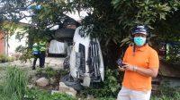 Mobil Rombongan PLNKapuas Mengalami Lakalantas di Tamiyang