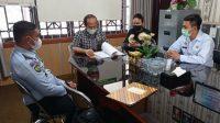 Lapas Banjarbaru Koordinasi Penanganan Overstaying Tahanan dengan Kejari dan PN