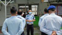 Satops Patnal Lapas Banjarbaru Kembali Sidak Hunian WBP