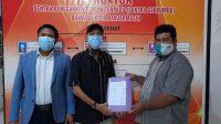 Tim Hukum Ibnu-Arifin Laporkan Indikasi Pelanggaran PSU ke Bawaslu