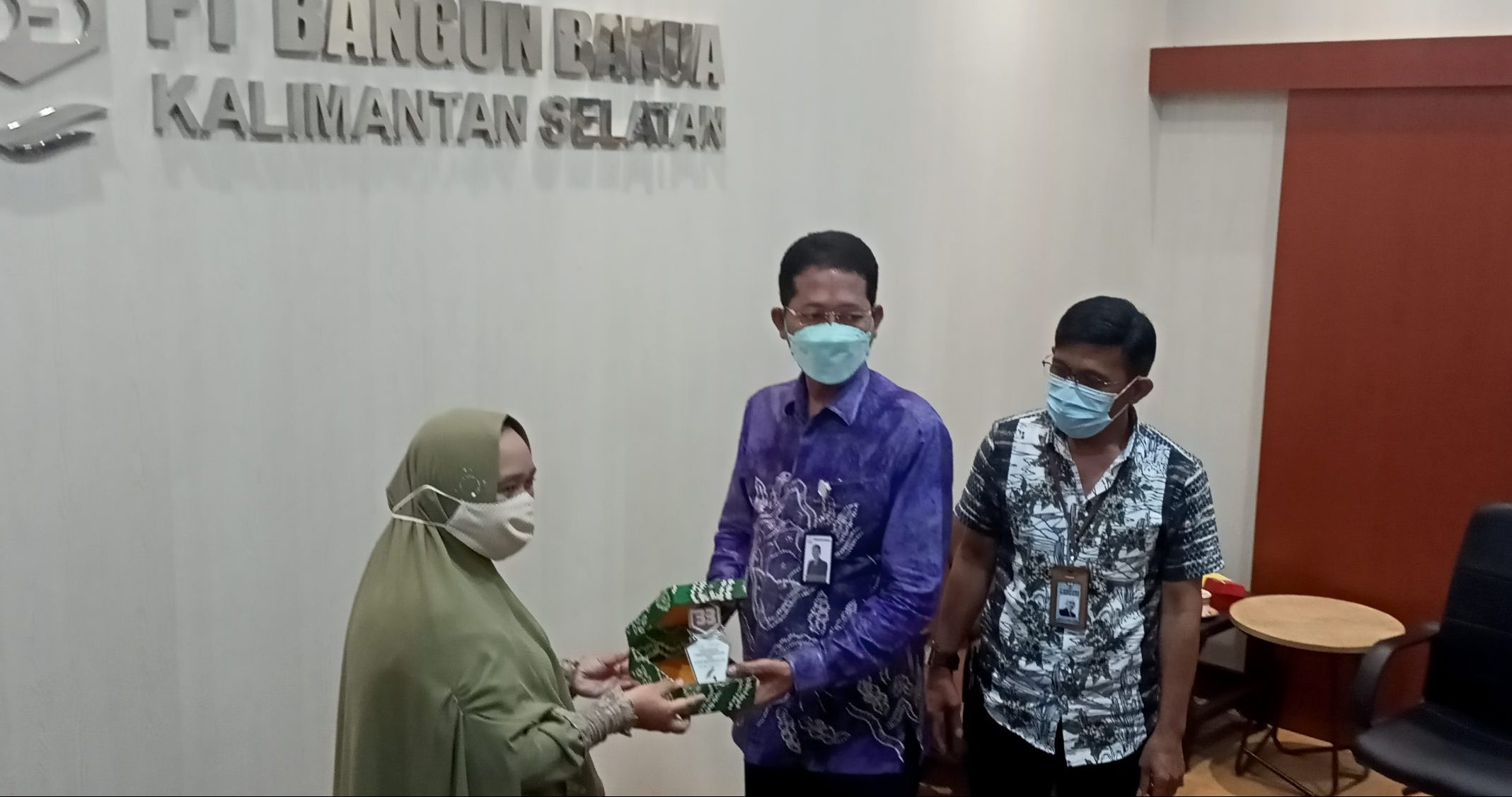 Berencana Kembangkan Bisnis Properti, PT Bintan Inti Sukses Studi Banding ke PT Bangun Banua