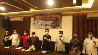 Forum Pemuda Banua Bersatu Sikapi Tindakan Denny Indrayana Jelang PSU