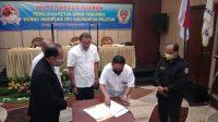 Chandra Bayu Pimpin Pengprov WI Kalsel