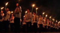 Polsek Dusun Timur Antipasi Kerumunan Takbir Keliling