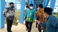 Posko Peniadaan Mudik di Tanbu Jadi Pantauan Pj Gubernur Kalsel