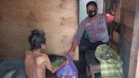 Polsek Dusun Tengah Peduli Lansia
