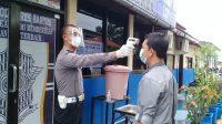Layanan SIM Polres Bartim Terapkan Prokes Ketat