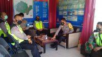 Waka Polres HST Kunjungi Posko Oprasi Ketupat Intan