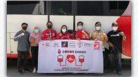 Peringati Hari Donor Darah Sedunia, DPD PSI Banjarmasin Galang Aksi Donor Darah