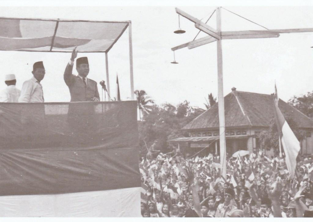 Kompromi dengan Pancasila; Benang Merah Orasi Soekarno di Amuntai