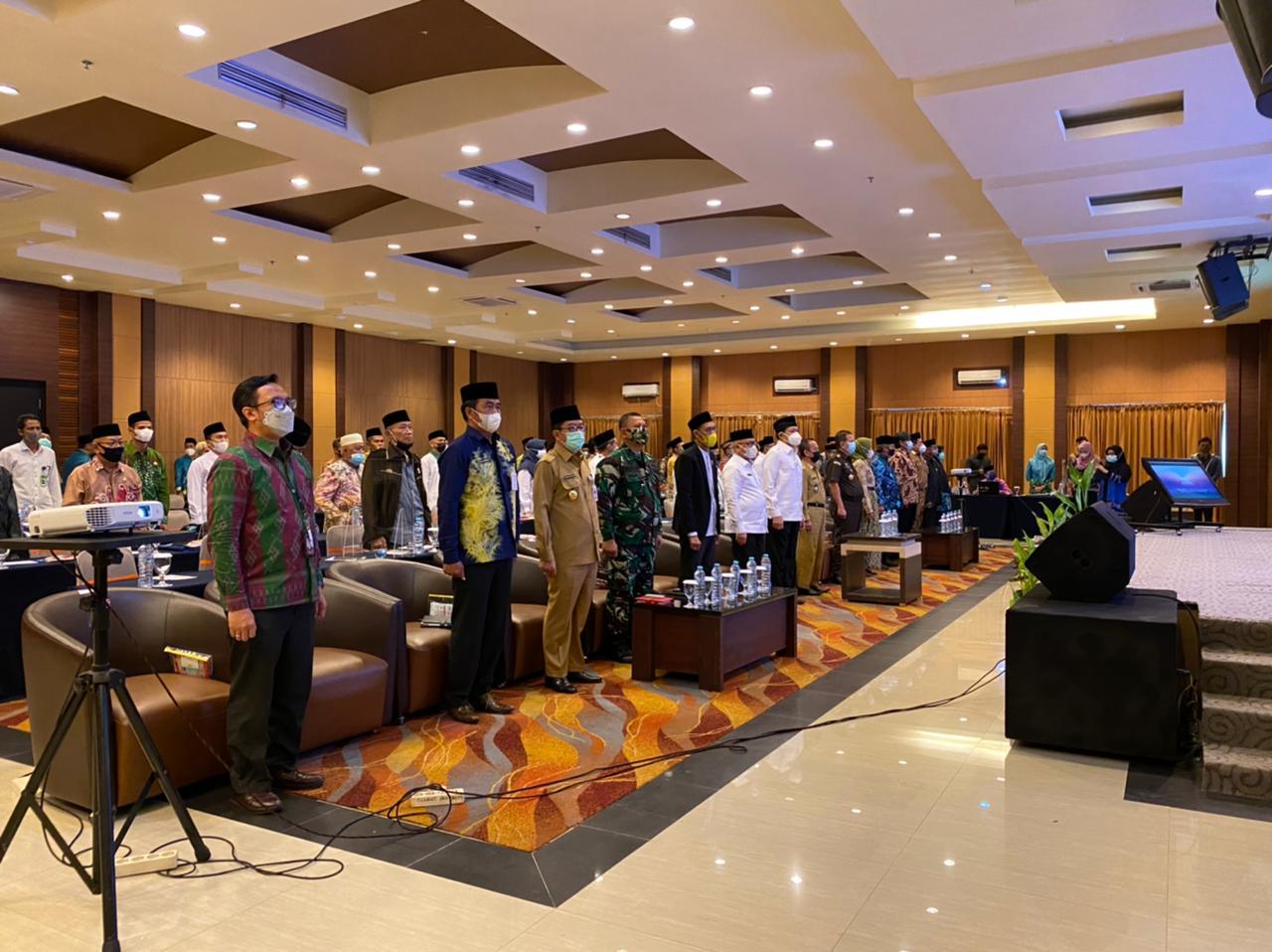 Ketua Baznas RI Paparkan 4 Faktor Utama pada Rakorda Baznas Kalsel