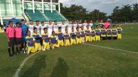 Lapangan Sepakbola Mulawarman Resmi Dibuka