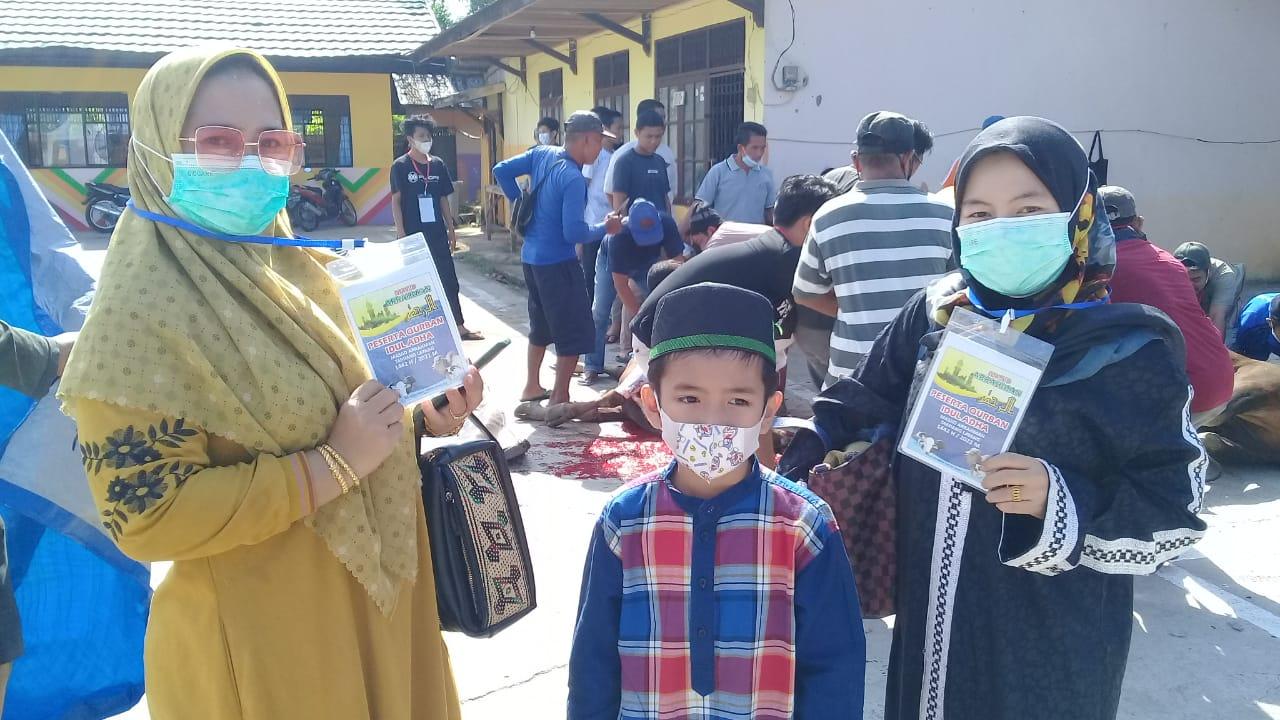 Nchex Bohay: Terima Kasih Kepada Panitia Qurban Masjid Agung Arrahman