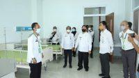Siaga Lonjakan Kasus Covid-19, RSUD Sultan Suriansyah Tambah Tempat Tidur