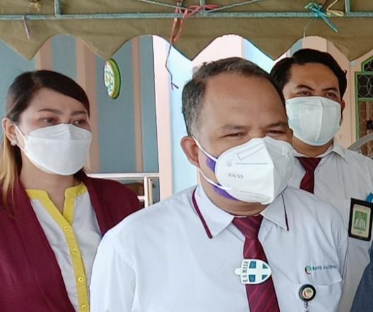 Bank Kalteng Cabang Bartim Serahkan 3 Ekor Hewan Qurban