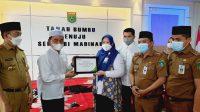 DPMD Tanbu Dapat Penghargaan dari BP Jamsostek
