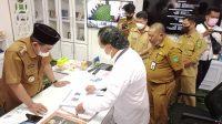 Tanbu Terima PenyerahanAset Negara dari Kementerian PUPR