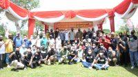 Danrem 101/Antasari Bina Komunikasi Melalui Komsos Bersama GMC+