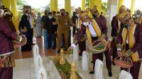 Berbusana Adat Banjar, Brigjen TNI Firmansyah Kenang Perjuangan Pahlawan Nasional Pangeran Antasari